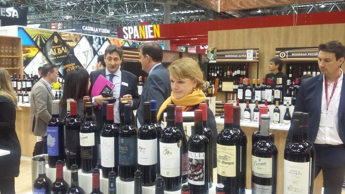 La Rioja desembarca en ProWein con más de 90 bodegas 1