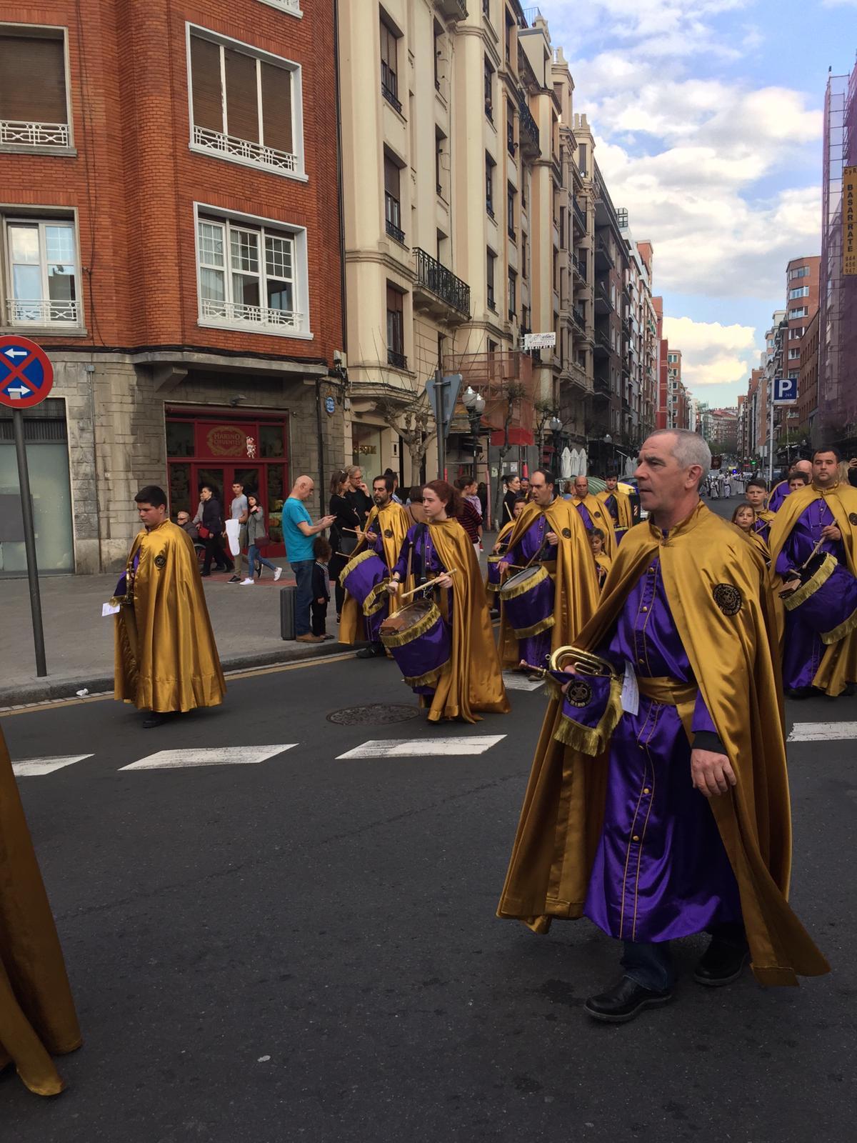 Las imágenes de la participación de la Agrupación de Cornetas y Tambores de Haro en la Exaltación de Clarines y Tambores de Bilbao 4