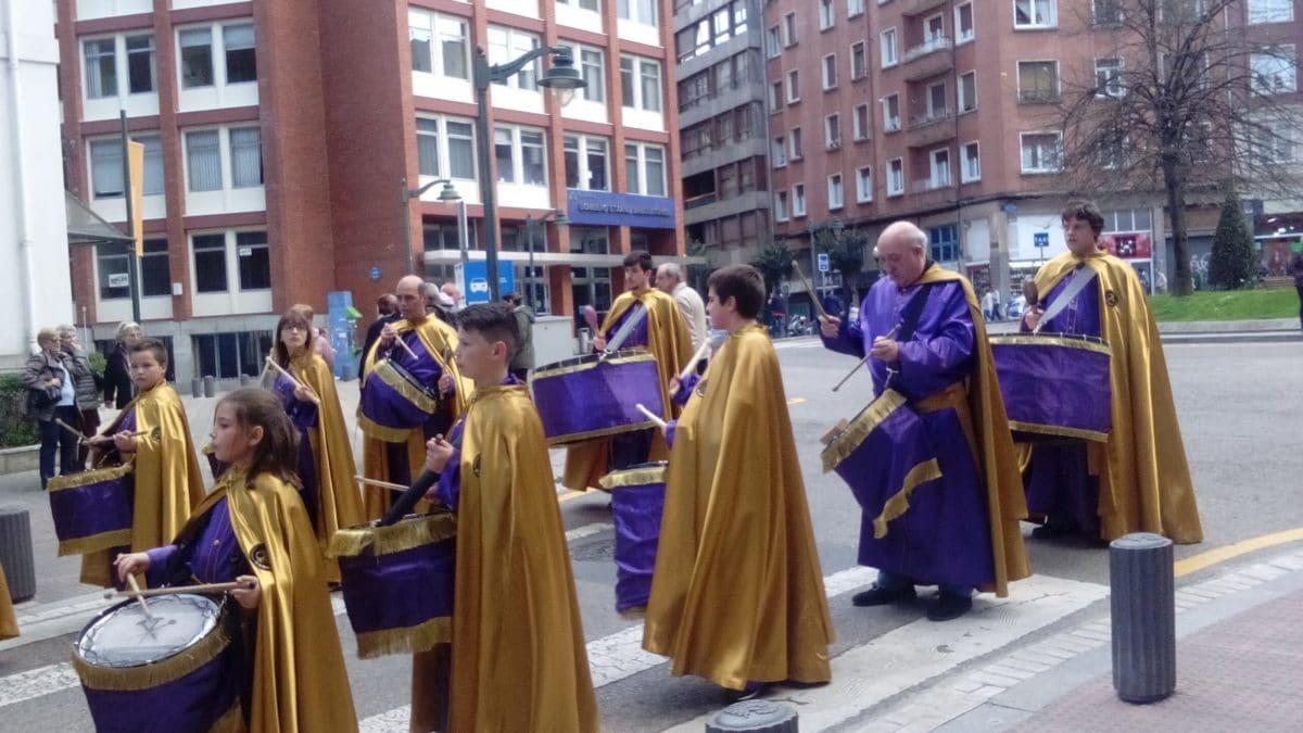 Las imágenes de la participación de la Agrupación de Cornetas y Tambores de Haro en la Exaltación de Clarines y Tambores de Bilbao 9