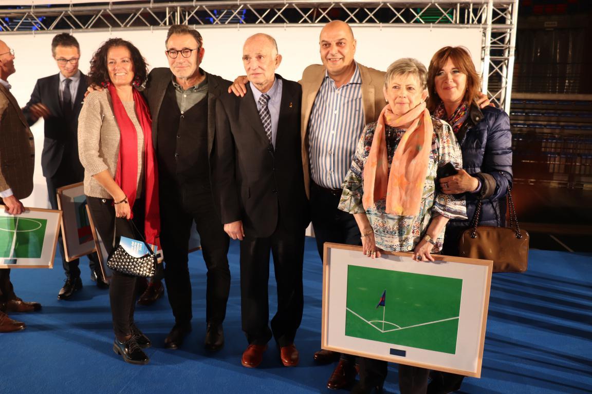 Las imágenes de la representación jarrera en la Gala del Deporte Riojano 10