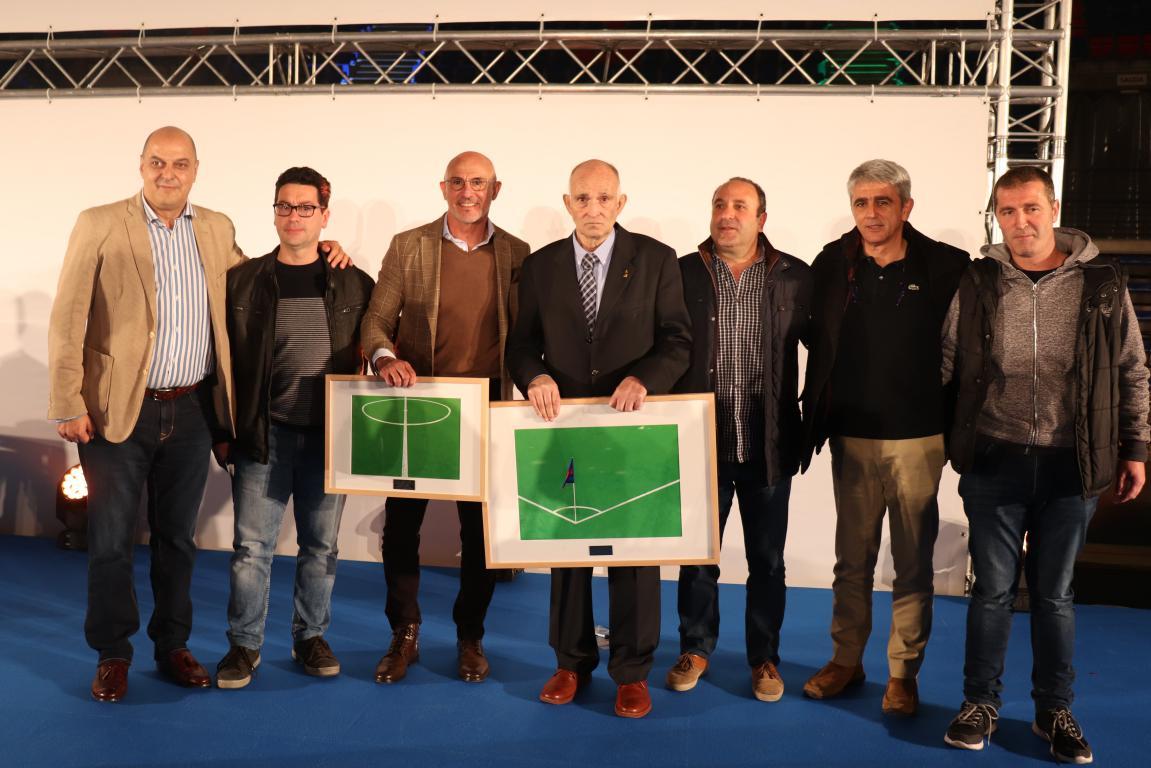 Las imágenes de la representación jarrera en la Gala del Deporte Riojano 11