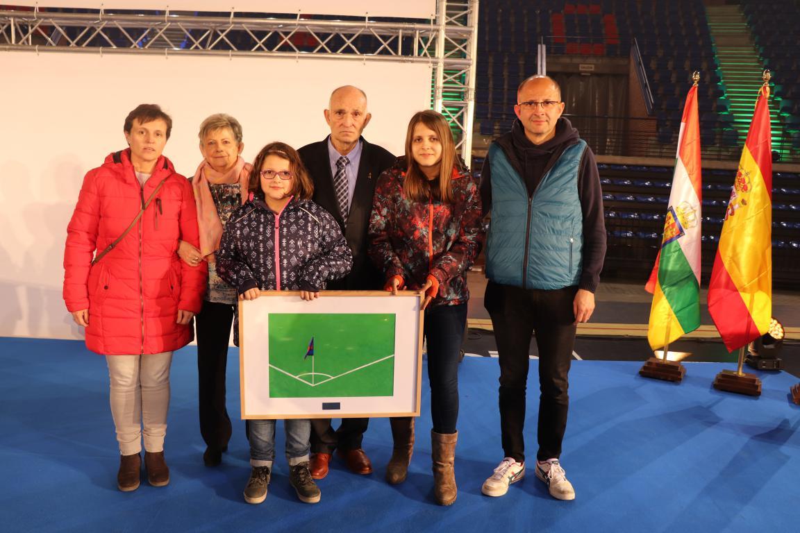 Las imágenes de la representación jarrera en la Gala del Deporte Riojano 13