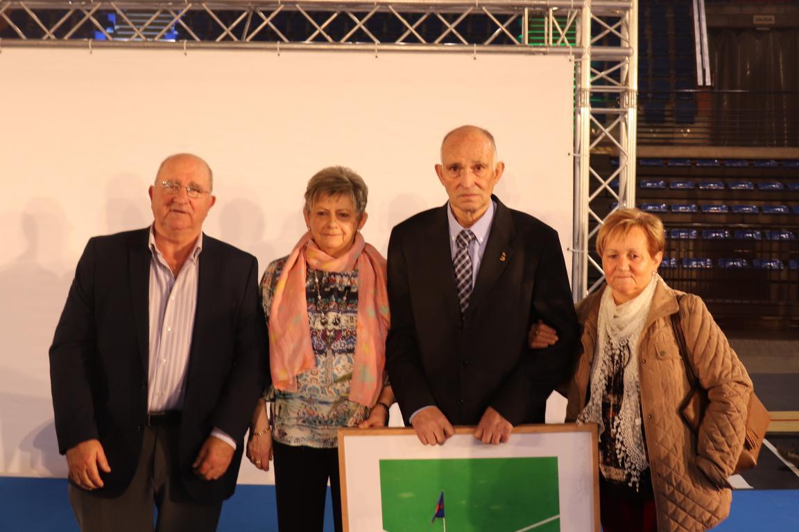 Las imágenes de la representación jarrera en la Gala del Deporte Riojano 14