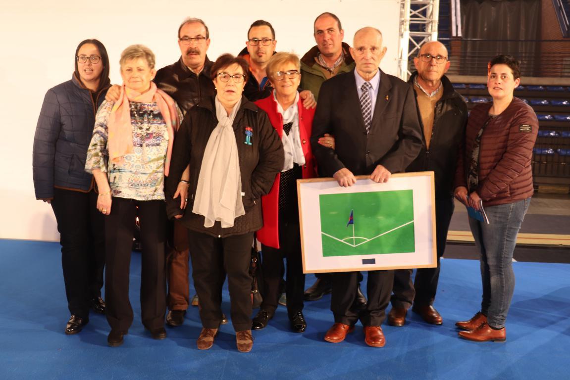 Las imágenes de la representación jarrera en la Gala del Deporte Riojano 15