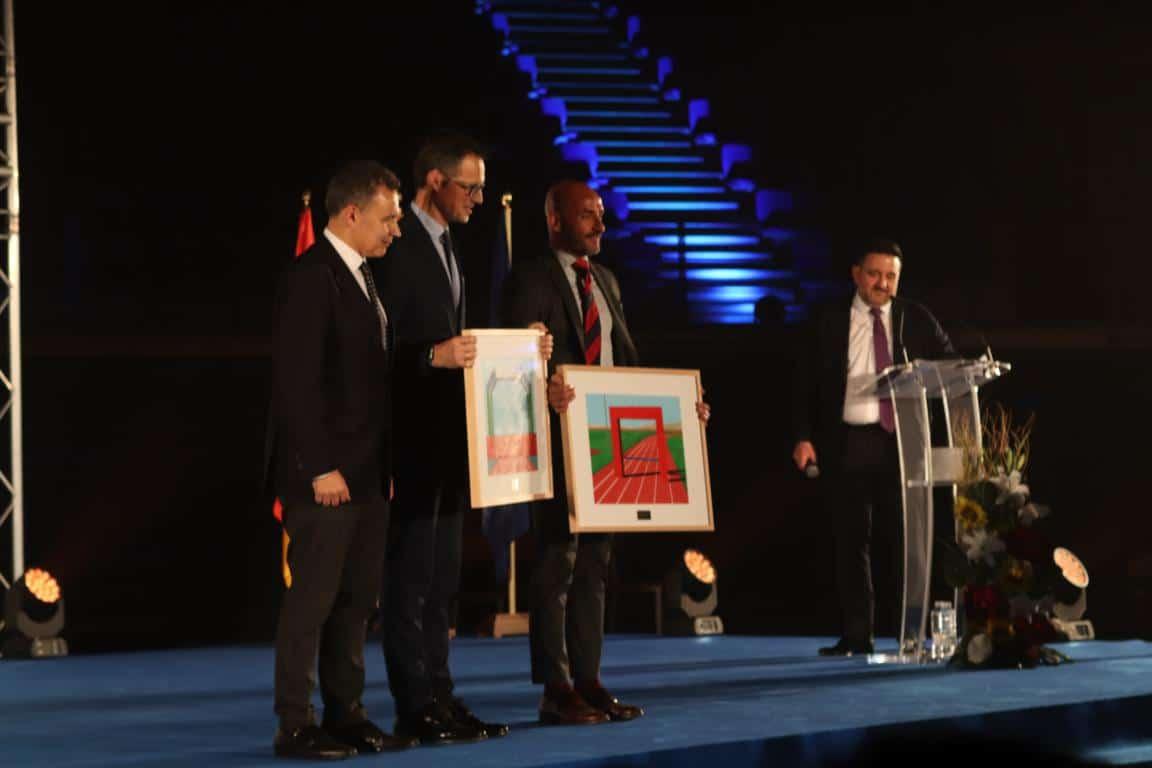 Las imágenes de la representación jarrera en la Gala del Deporte Riojano 6