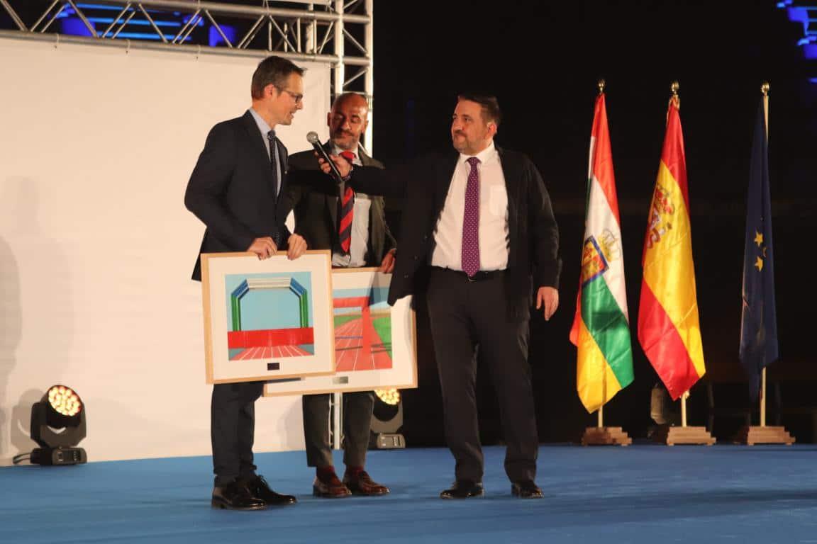 Las imágenes de la representación jarrera en la Gala del Deporte Riojano 7