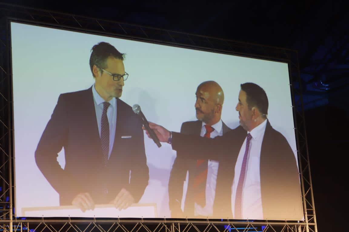 Las imágenes de la representación jarrera en la Gala del Deporte Riojano 8