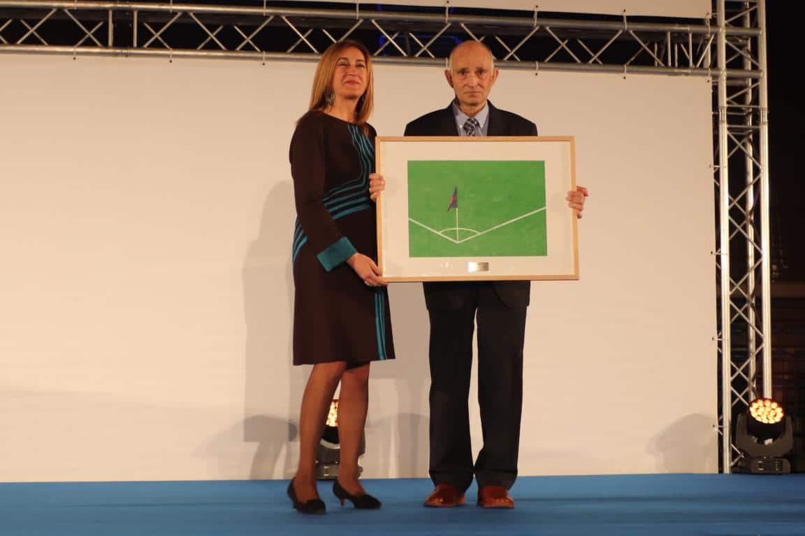 Las imágenes de la representación jarrera en la Gala del Deporte Riojano 9