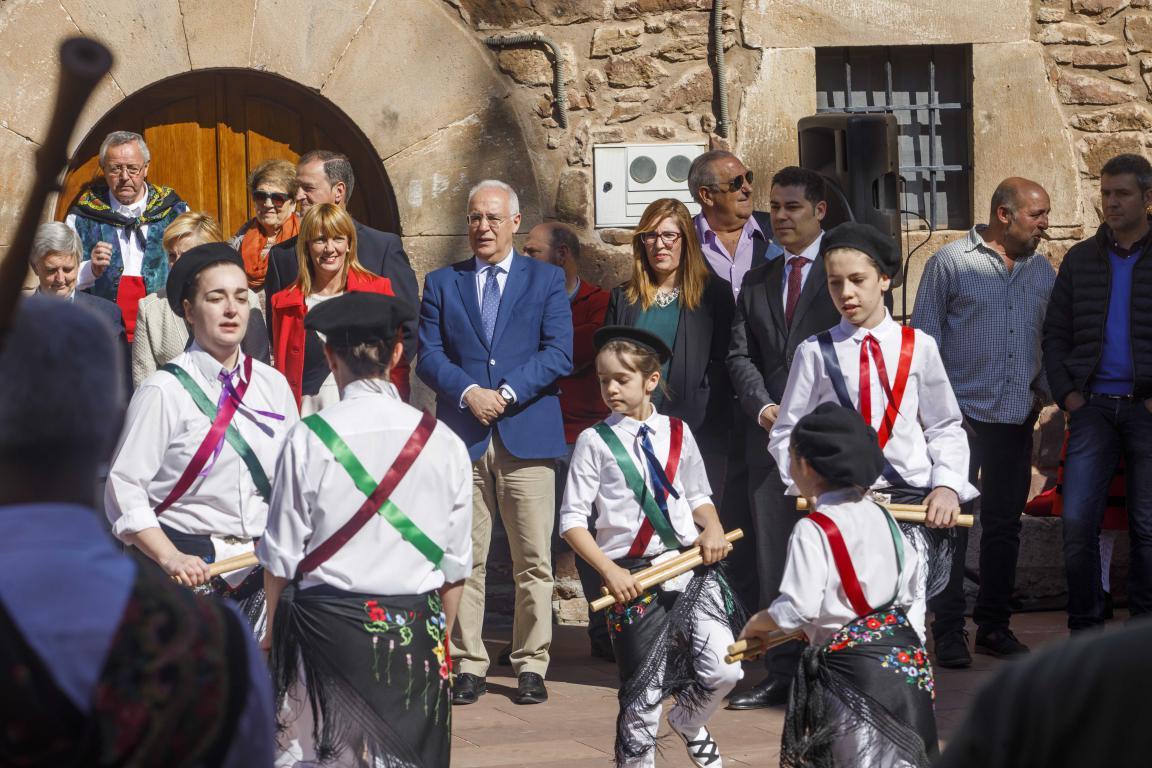 Las Viniegras, reconocidos oficialmente como unos de los 'Pueblos más Bonitos de España' 2