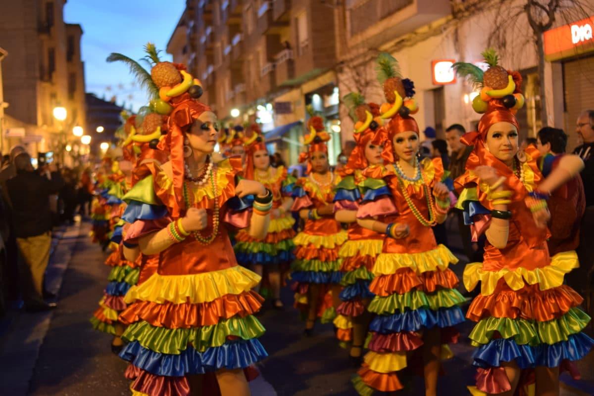 Los disfraces del carnaval popular de Haro 1