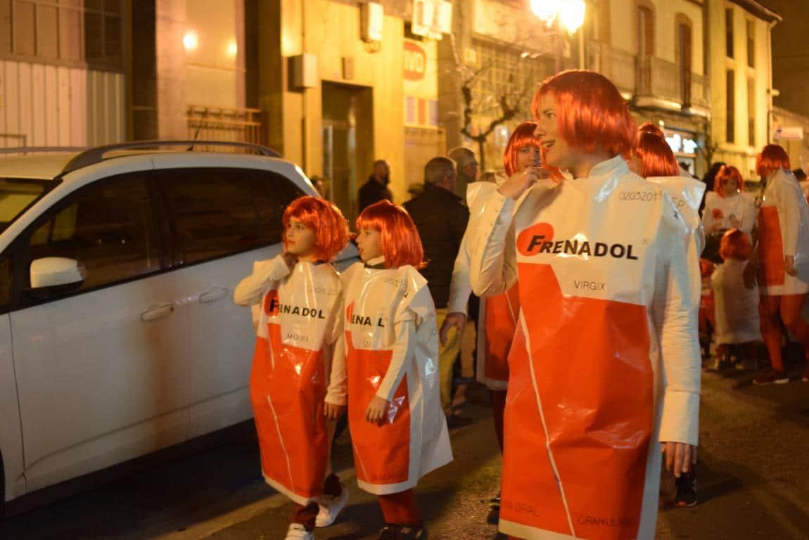 Los disfraces del carnaval popular de Haro 25