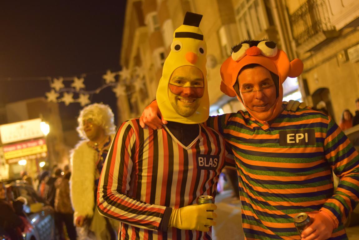Los disfraces del carnaval popular de Haro 3