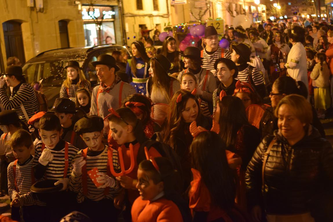 Los disfraces del carnaval popular de Haro 31