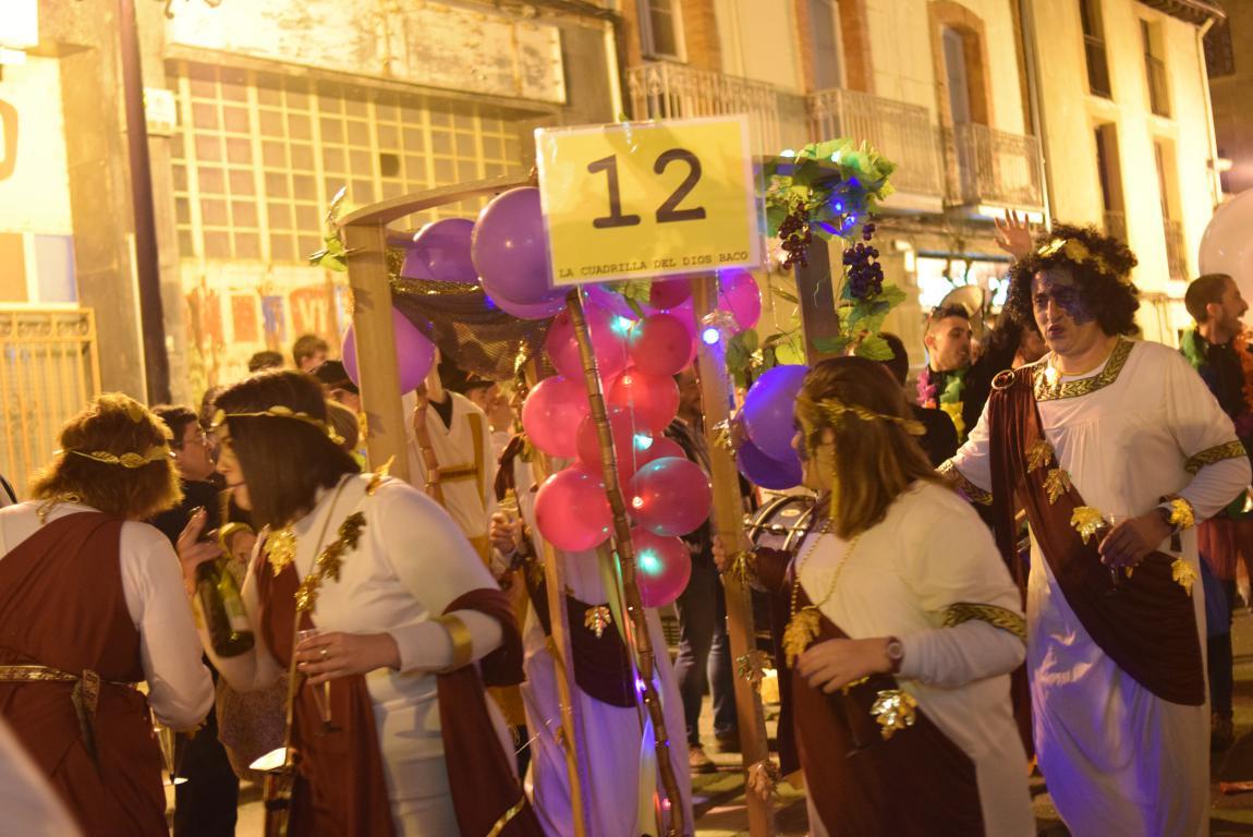 Los disfraces del carnaval popular de Haro 32