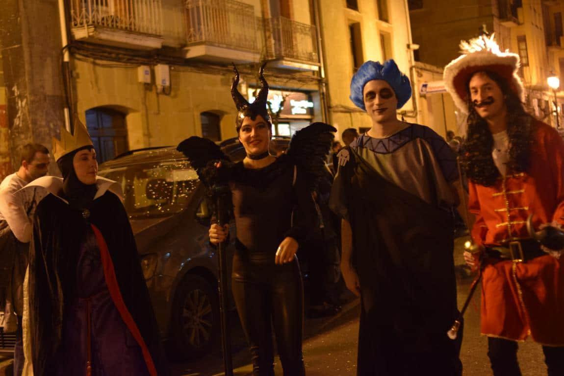Los disfraces del carnaval popular de Haro 35