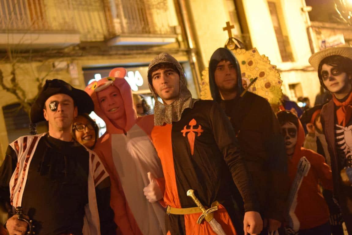 Los disfraces del carnaval popular de Haro 39