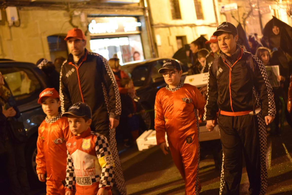 Los disfraces del carnaval popular de Haro 40
