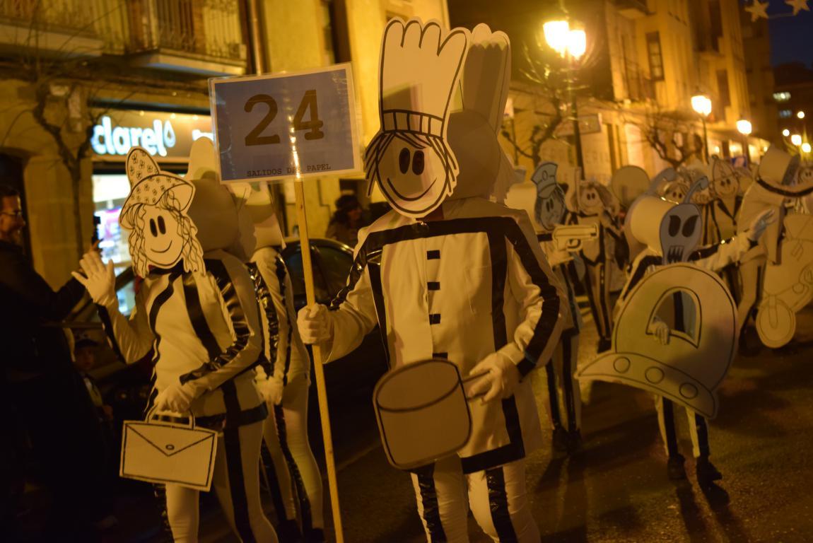 Los disfraces del carnaval popular de Haro 45