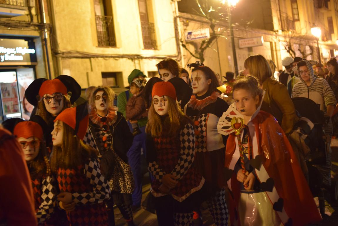 Los disfraces del carnaval popular de Haro 49
