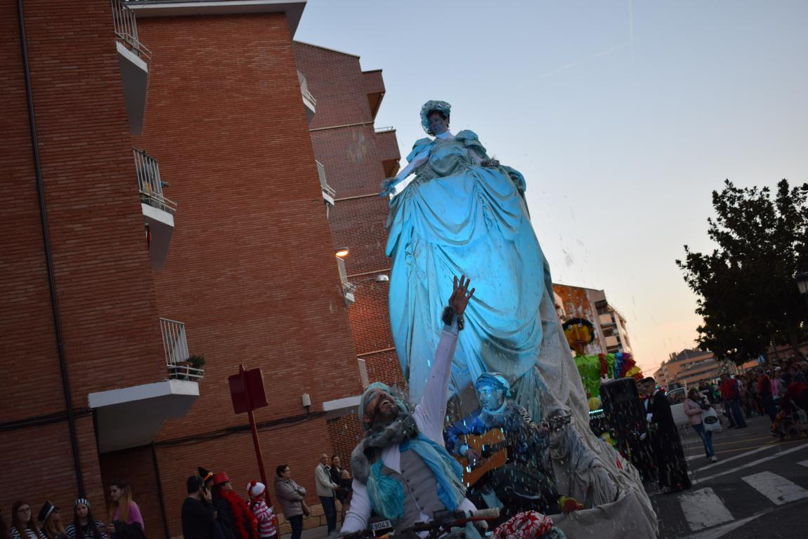 Los disfraces del carnaval popular de Haro 6