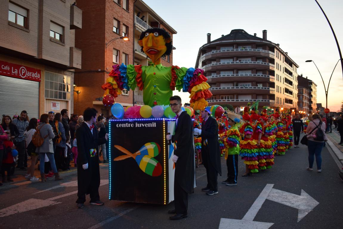 Los disfraces del carnaval popular de Haro 8