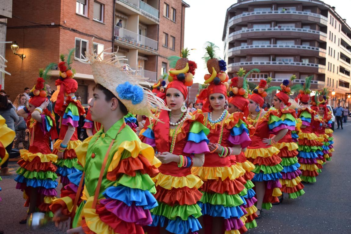 Los disfraces del carnaval popular de Haro 9