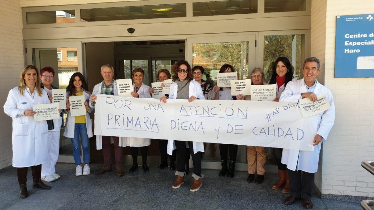 """Los Médicos de La Rioja subrayan la necesidad de """"un consenso urgente para frenar el deterioro de la Atención Primaria"""" 1"""