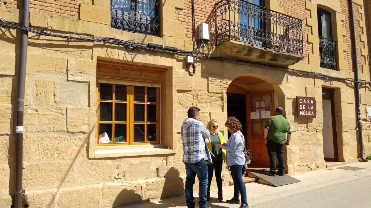 San Asensio aguarda con incertidumbre la decisión de sus vecinos sobre Davalillo 2