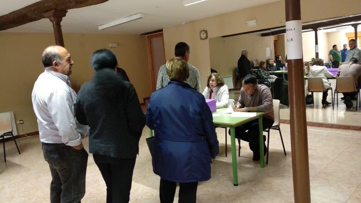 San Asensio aguarda con incertidumbre la decisión de sus vecinos sobre Davalillo 3