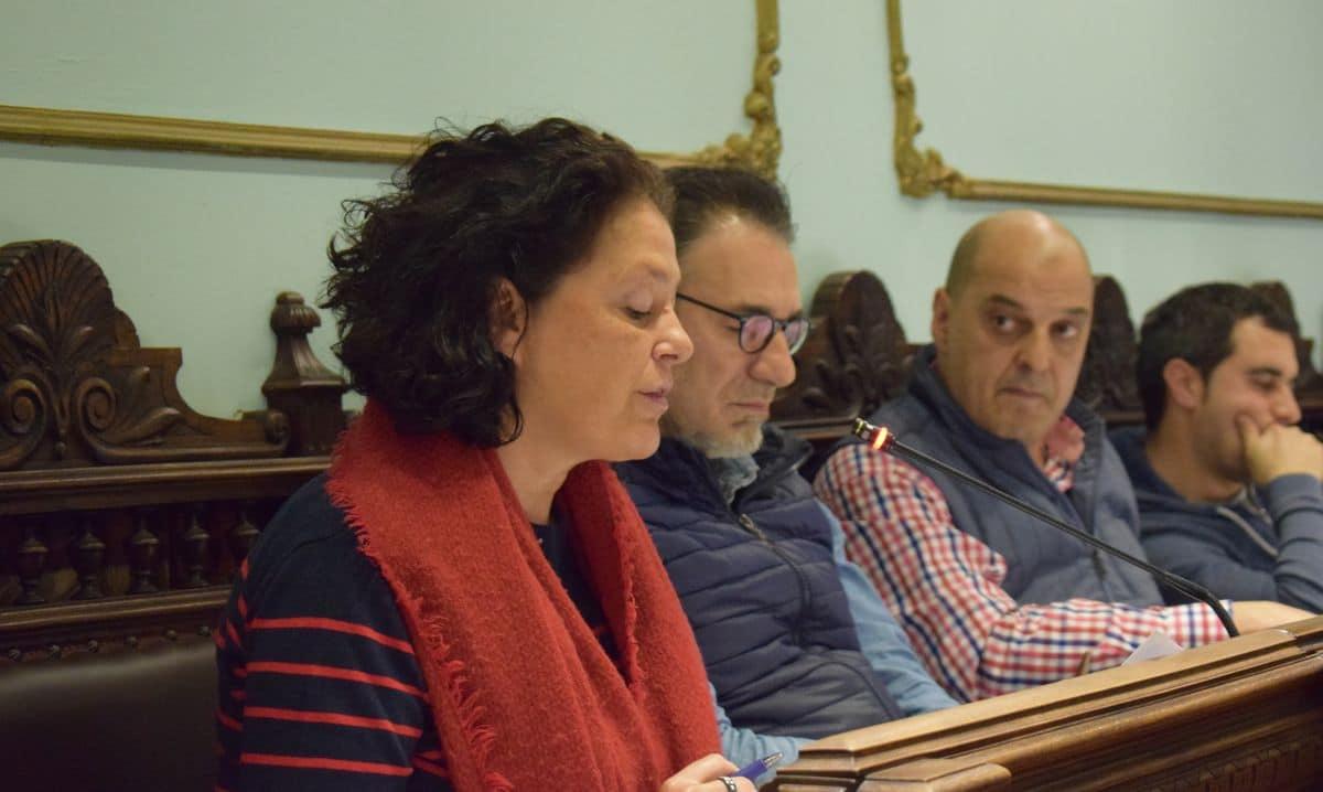 """""""Se ha perdido una buena oportunidad con la declaración institucional del Día de la Mujer"""" 1"""