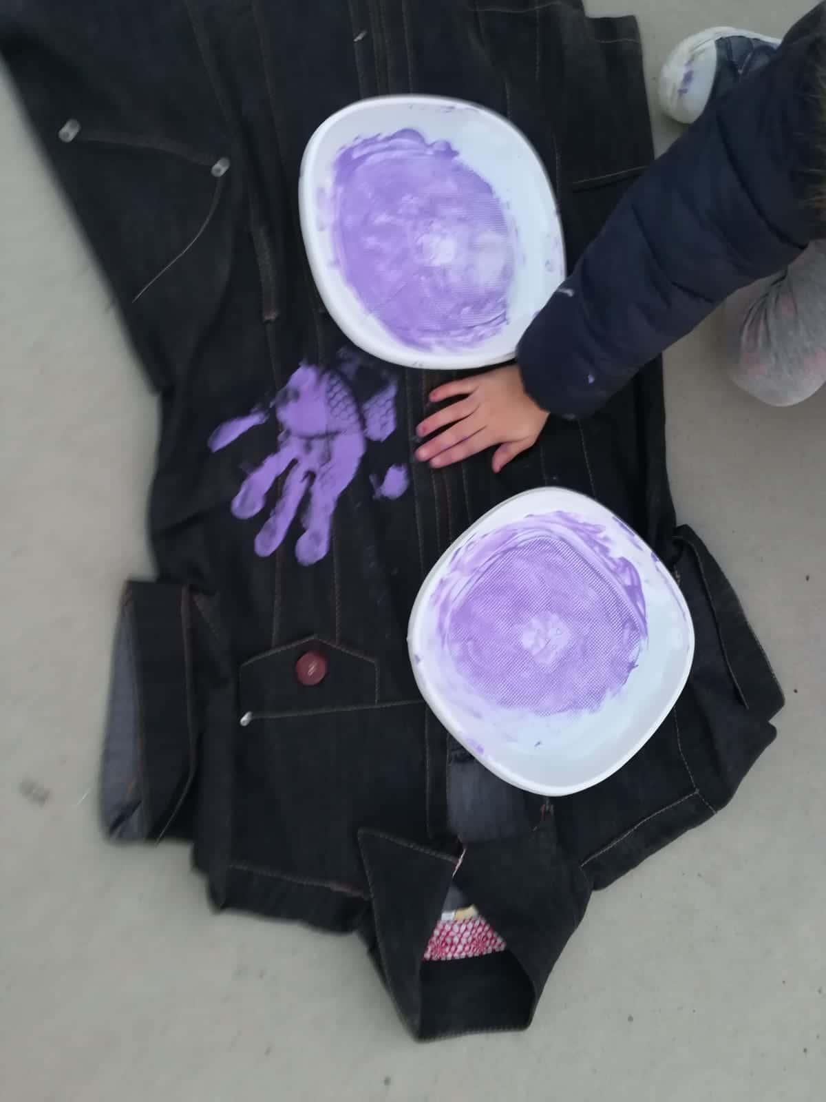 Talleres de sensibilización con niños y niñas en El Mazo 12