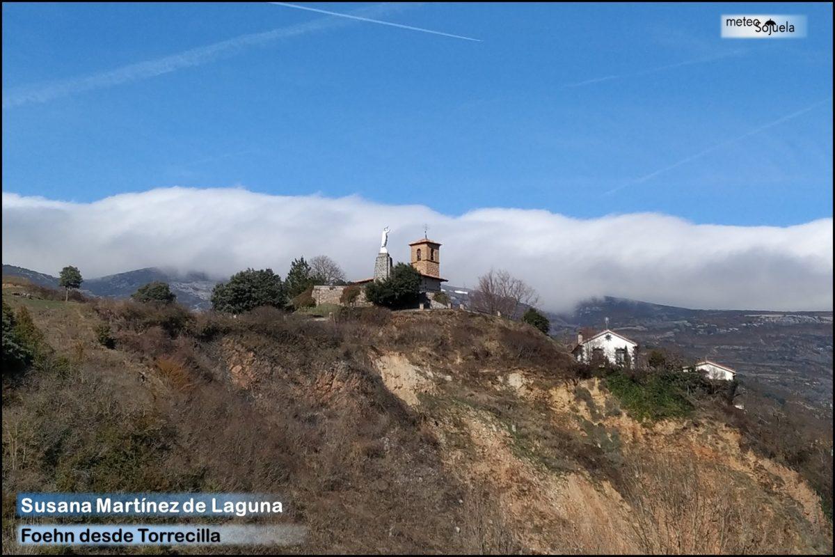 Tiempo con pocos cambios esta semana en La Rioja Alta 4