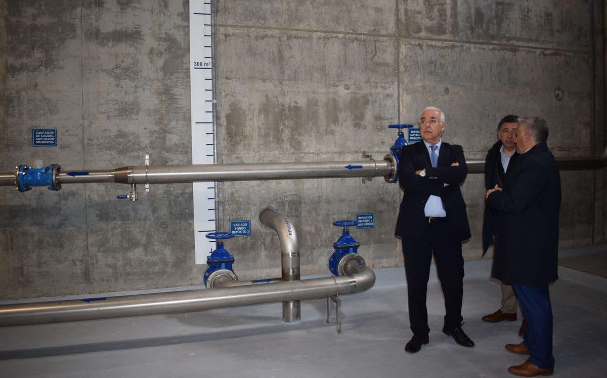 Un depósito de agua potable 2.0 para Anguciana 11