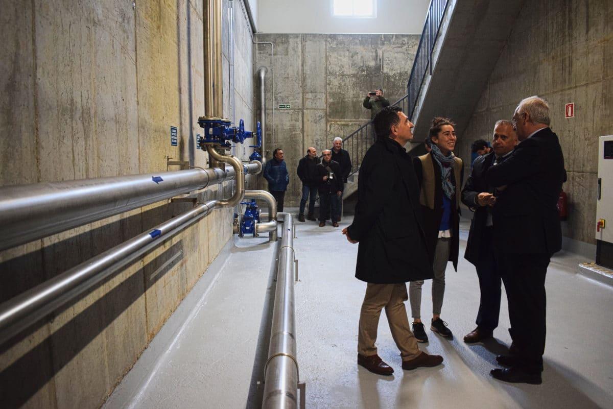 Un depósito de agua potable 2.0 para Anguciana 12