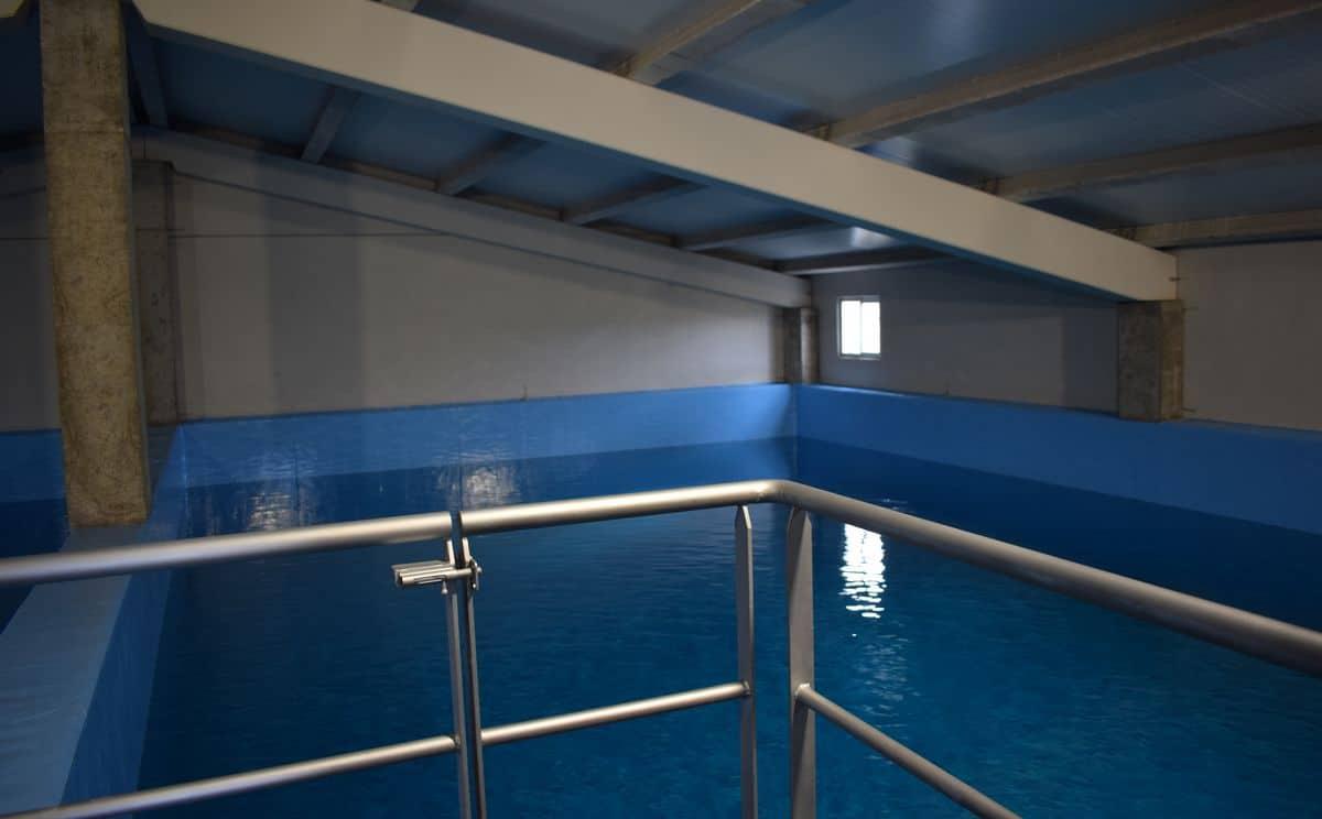 Un depósito de agua potable 2.0 para Anguciana 3