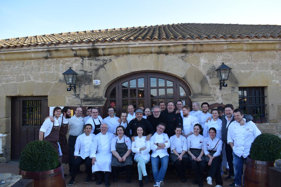 """Un festín de cocina """"sin hostias"""" en La Vieja Bodega 1"""