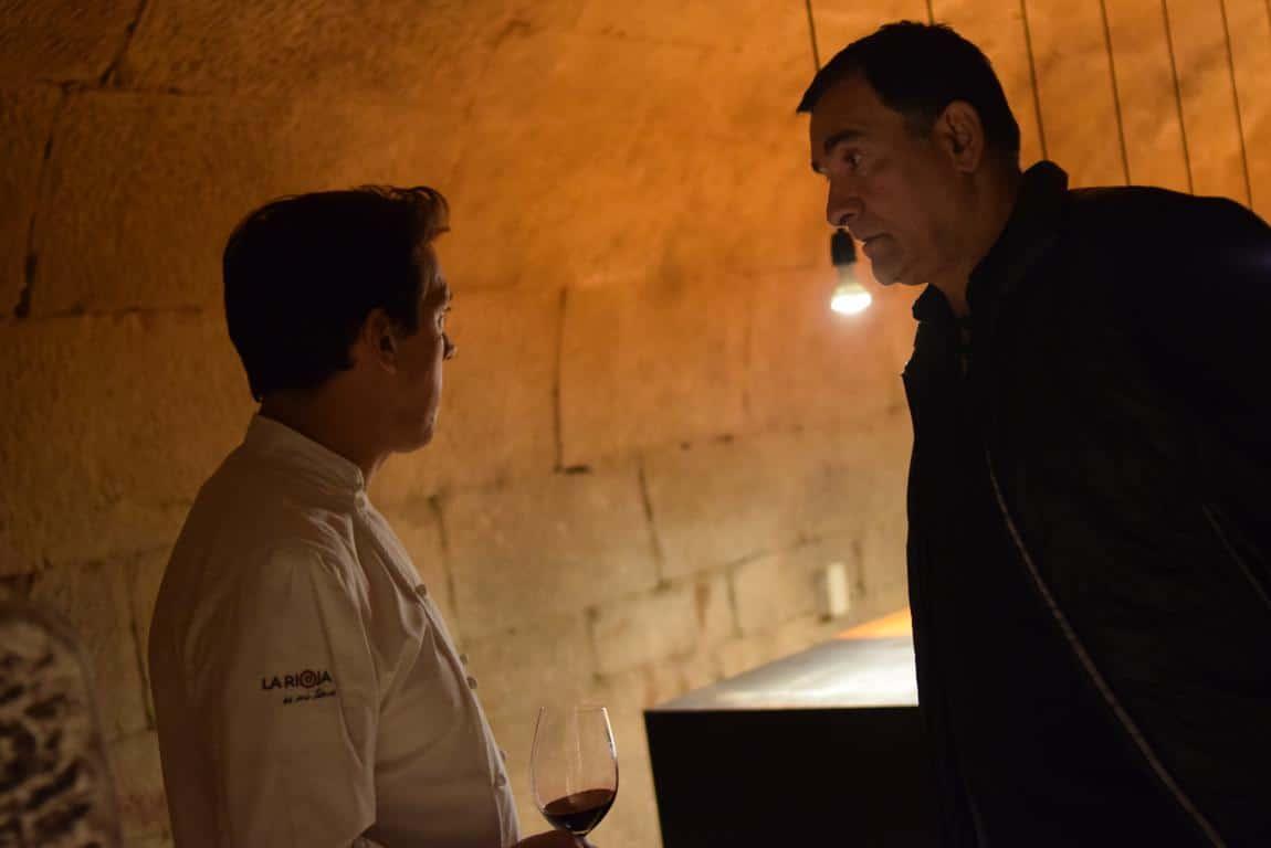 """Un festín de cocina """"sin hostias"""" en La Vieja Bodega 22"""
