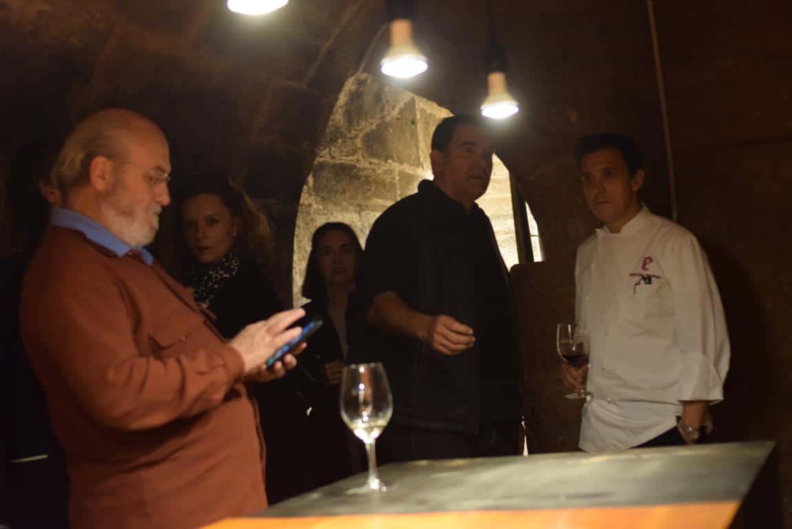"""Un festín de cocina """"sin hostias"""" en La Vieja Bodega 23"""