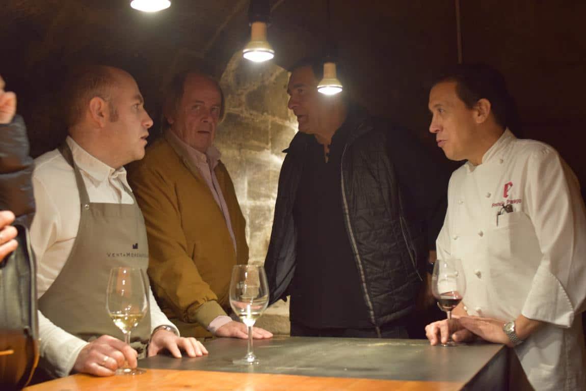 """Un festín de cocina """"sin hostias"""" en La Vieja Bodega 25"""