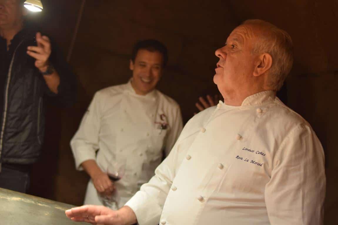 """Un festín de cocina """"sin hostias"""" en La Vieja Bodega 26"""