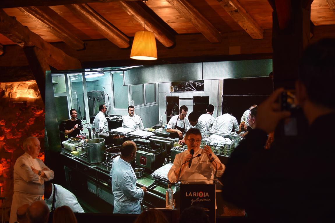 """Un festín de cocina """"sin hostias"""" en La Vieja Bodega 14"""