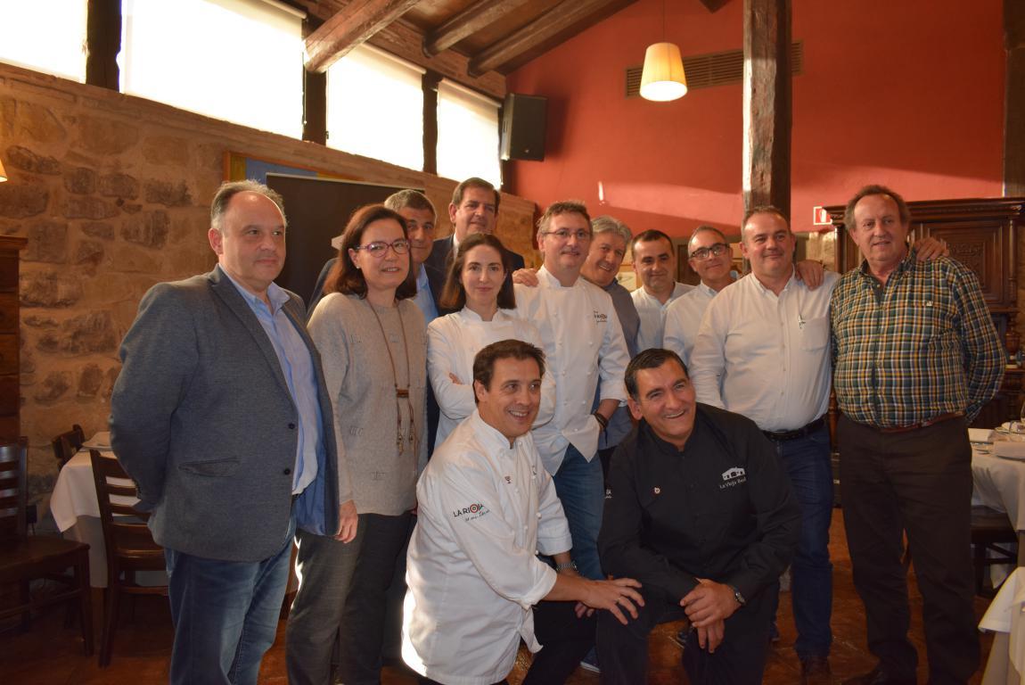 """Un festín de cocina """"sin hostias"""" en La Vieja Bodega 15"""