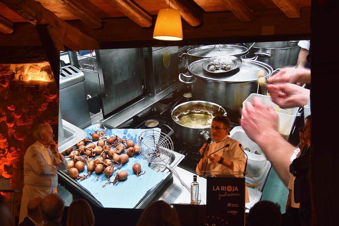 """Un festín de cocina """"sin hostias"""" en La Vieja Bodega 50"""
