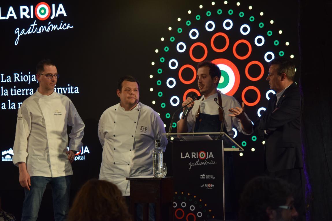 """Un festín de cocina """"sin hostias"""" en La Vieja Bodega 51"""