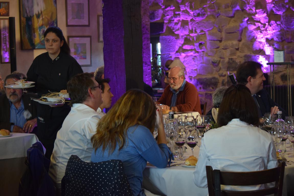 """Un festín de cocina """"sin hostias"""" en La Vieja Bodega 59"""