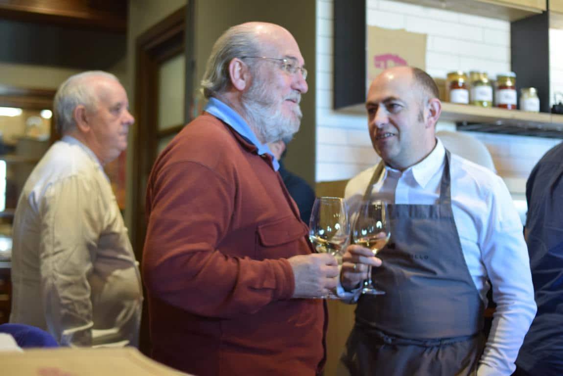 """Un festín de cocina """"sin hostias"""" en La Vieja Bodega 17"""