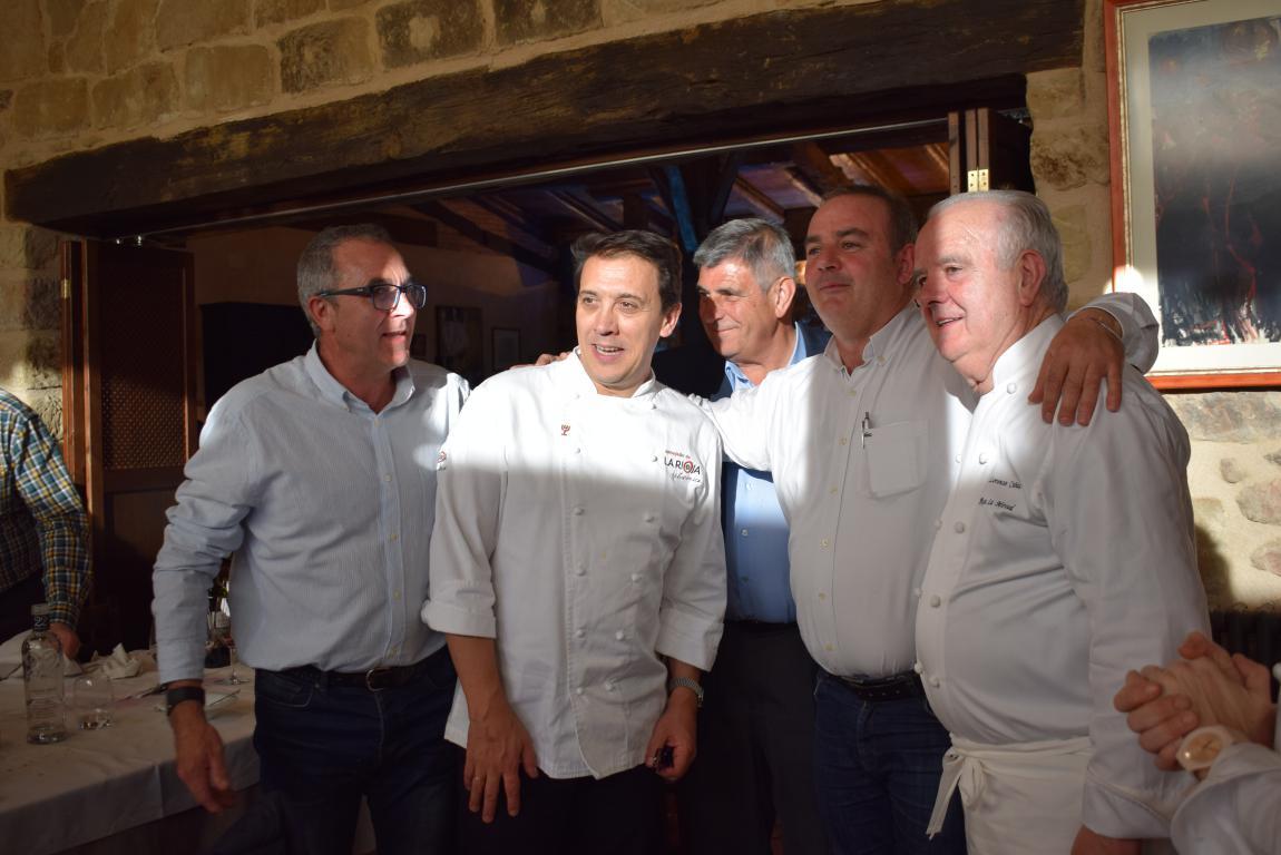 """Un festín de cocina """"sin hostias"""" en La Vieja Bodega 65"""