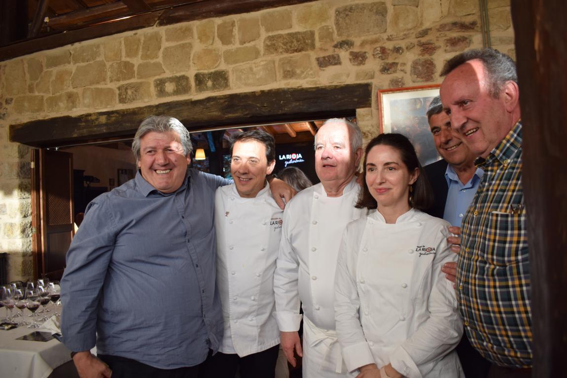 """Un festín de cocina """"sin hostias"""" en La Vieja Bodega 57"""