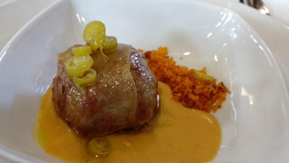 """Un festín de cocina """"sin hostias"""" en La Vieja Bodega 9"""