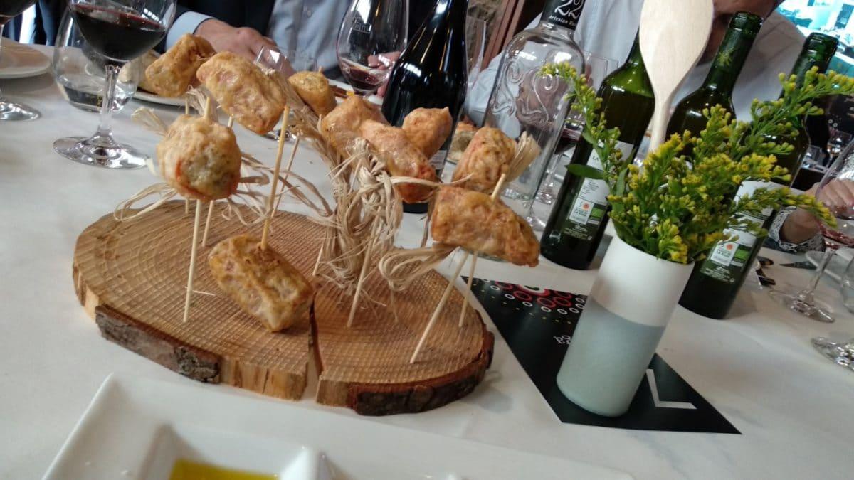 """Un festín de cocina """"sin hostias"""" en La Vieja Bodega 12"""